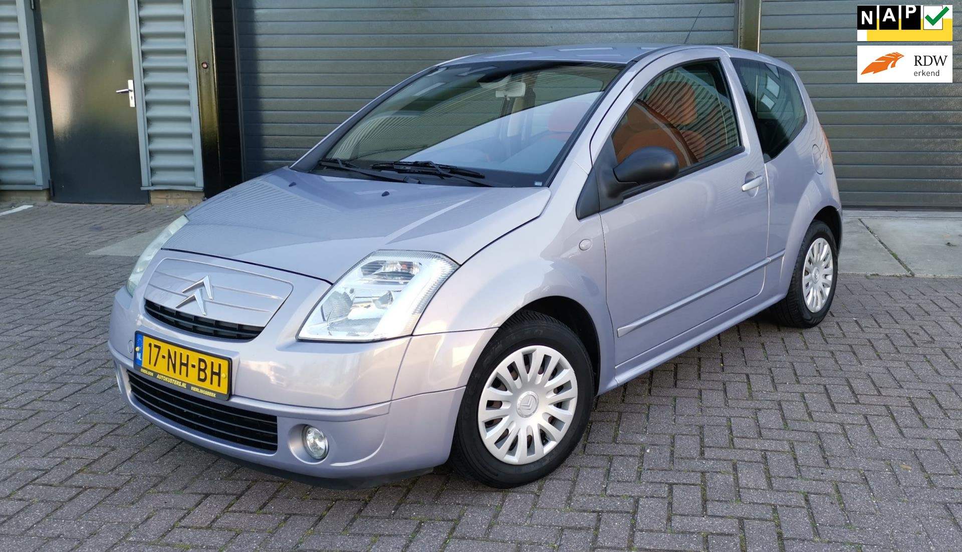 Citroen C2 occasion - Car Trade Nass