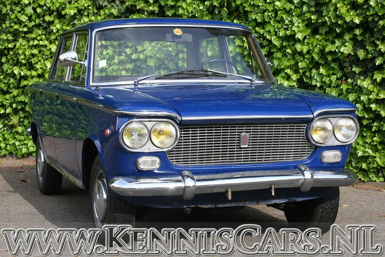 Fiat 1968 Millecinquecento 1500 Berline occasion - KennisCars.nl