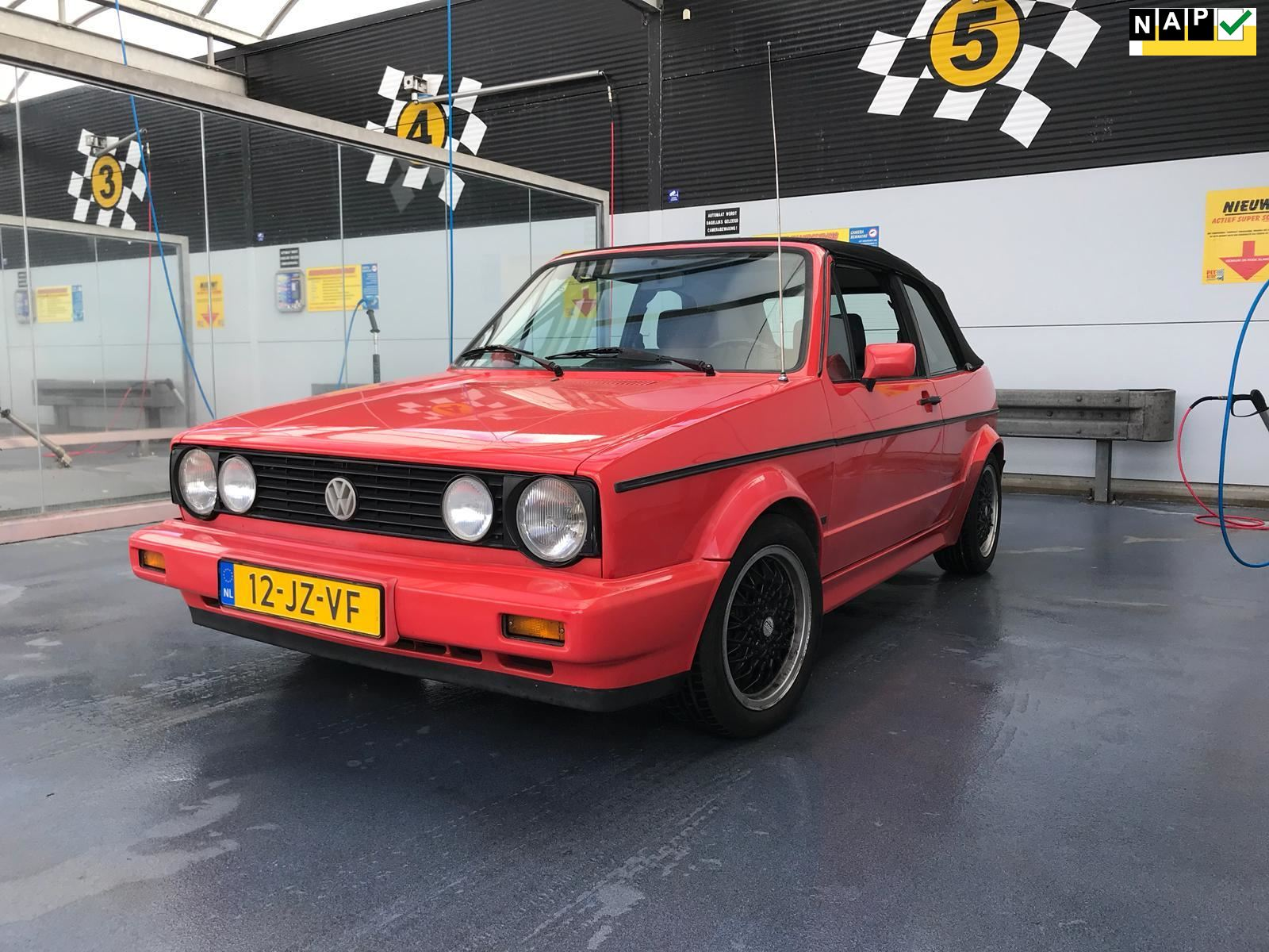 Volkswagen Golf Cabriolet occasion - Pitstop Car Trading