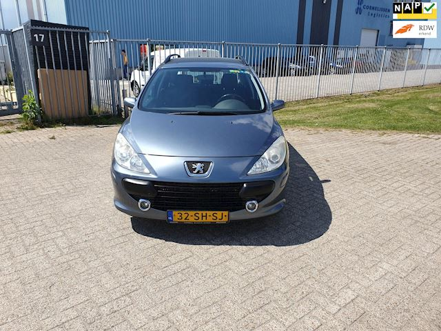 Peugeot 307 Break 1.6 HDiF XS