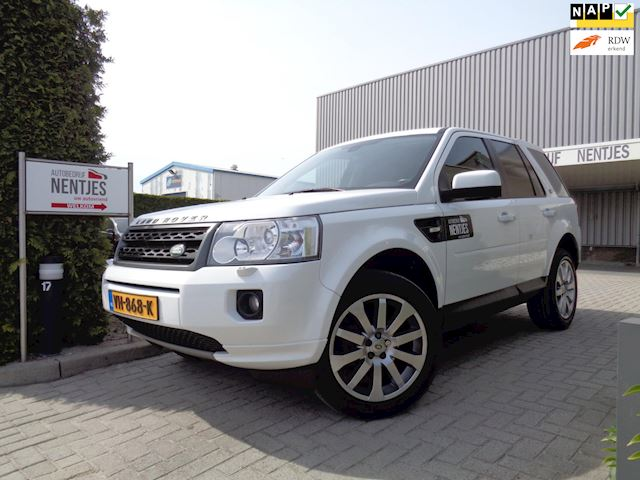 Land Rover Freelander 2.2 eD4 E |Grijs kenteken|Marge|Navi|Leder|Cruise|Trekhaak!
