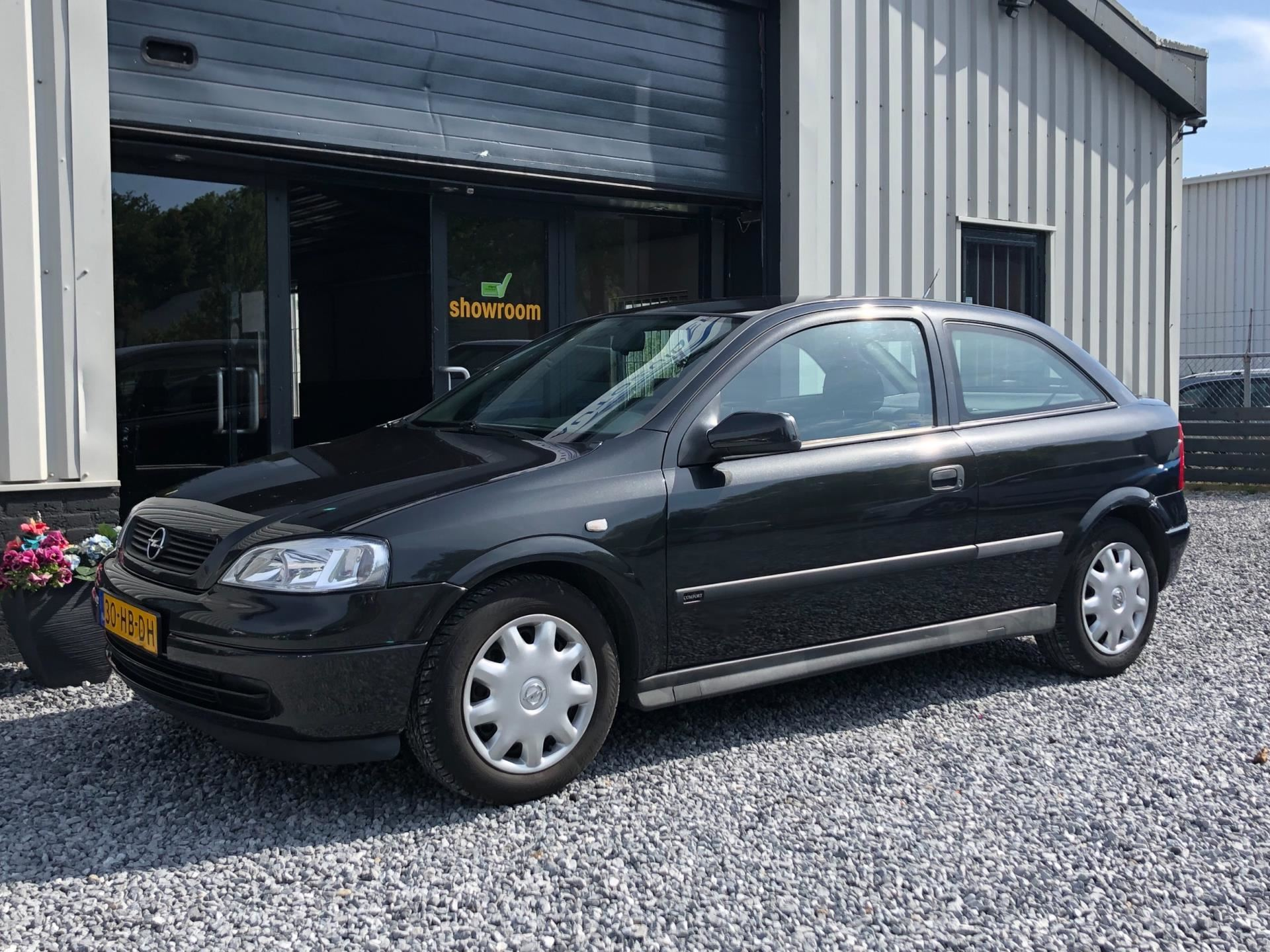 Opel Astra occasion - Auto Zuiderzee