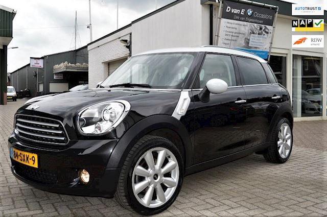 Mini Mini Countryman 1.6 Cooper Chili