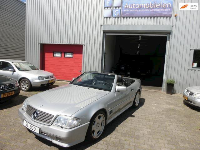 Mercedes-Benz SL-klasse 500 SL