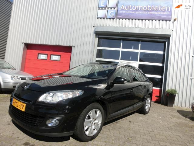 Renault Mégane Estate 1.5 dCi Expression
