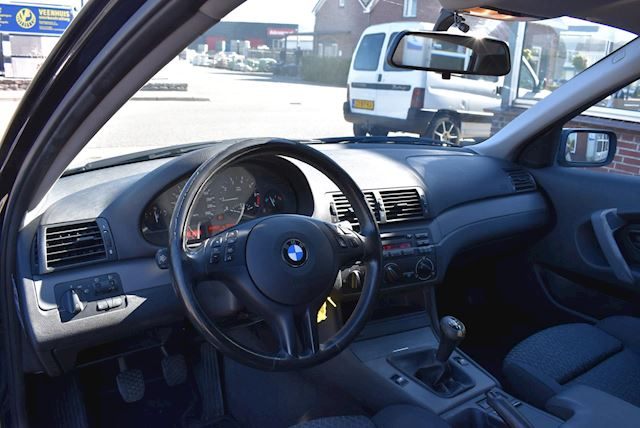 BMW 3-serie Compact 318ti Comfort Line Airco Cruise 185dkm Nwe APK
