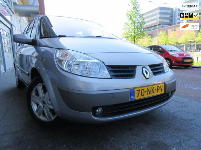 Renault Scénic occasion - Haagland Auto's