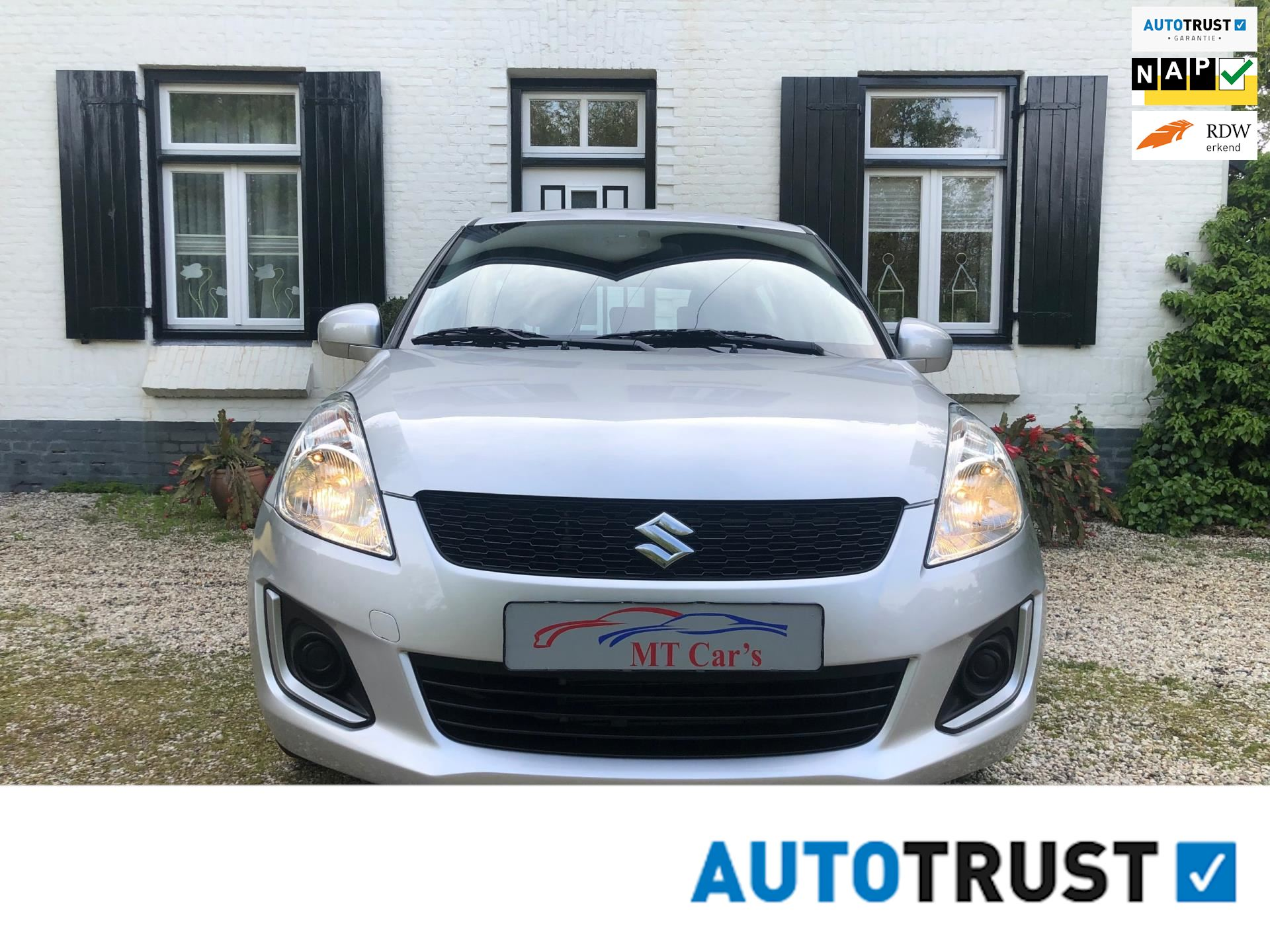 Suzuki Swift occasion - M.T.  Car's & Carcleaningcenter