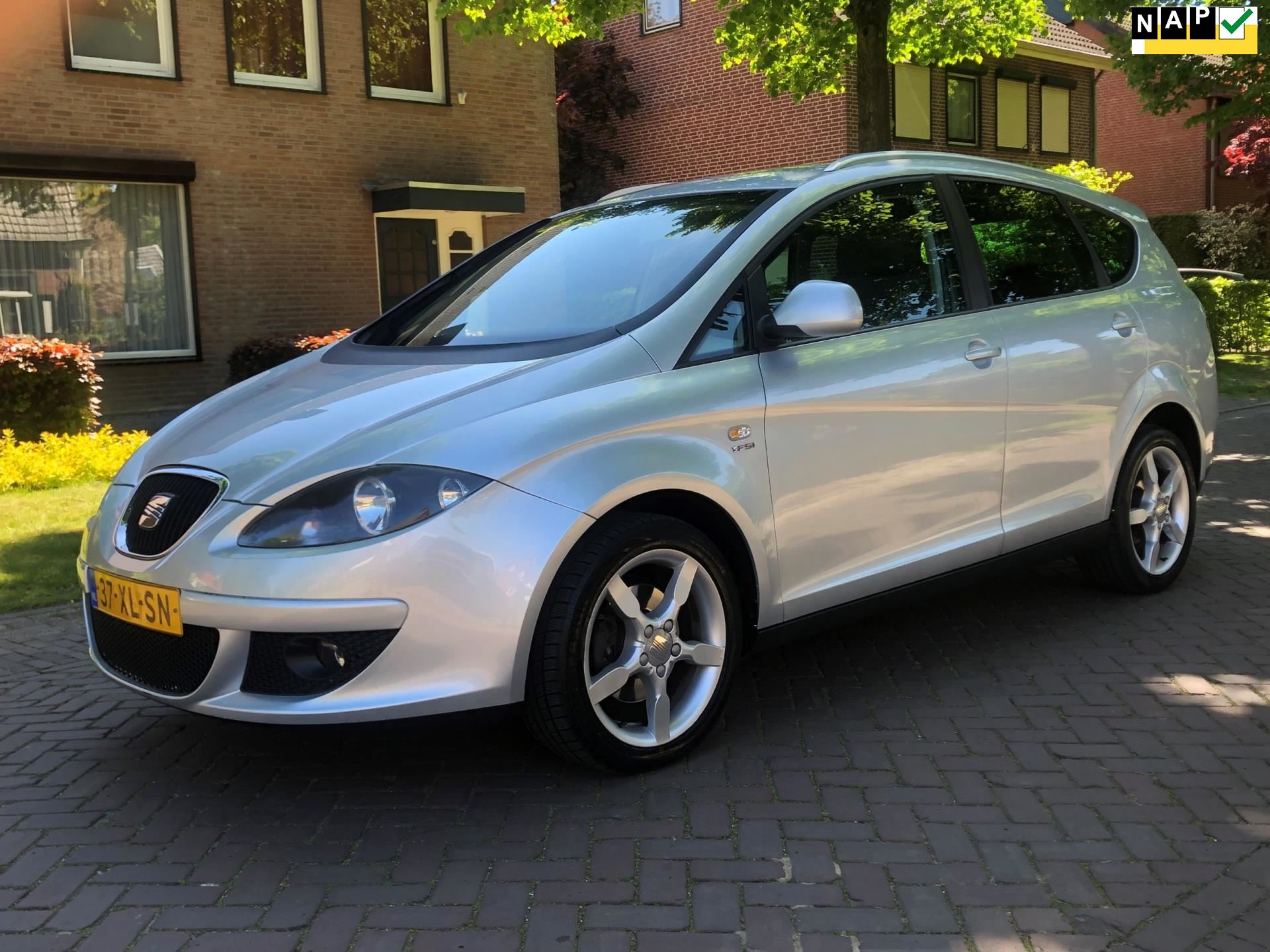 Seat Altea XL occasion - F. Klomp Auto's