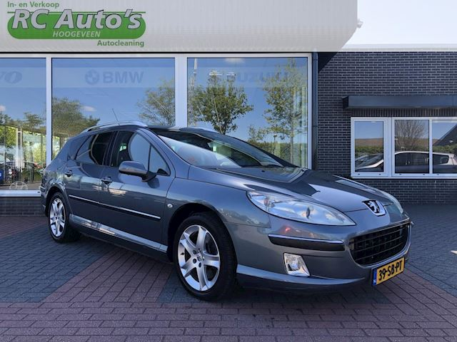 Peugeot 407 SW 2.2-16V XS PANORAMA-17