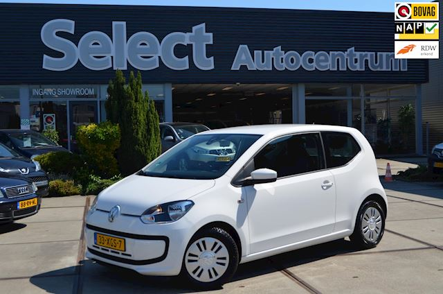 Volkswagen Up! 1.0 move up! BlueMotion Airco | Navi | Pdc | NAP