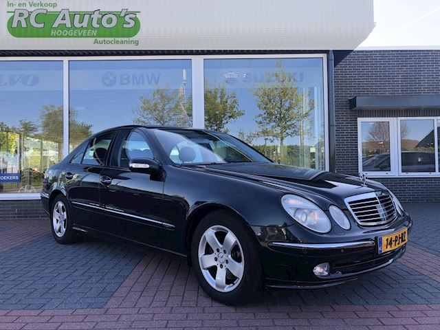 Mercedes-Benz E-klasse 320 Avantgarde 4-Matic DISTRONIC-LEER-YOUNGTIMER