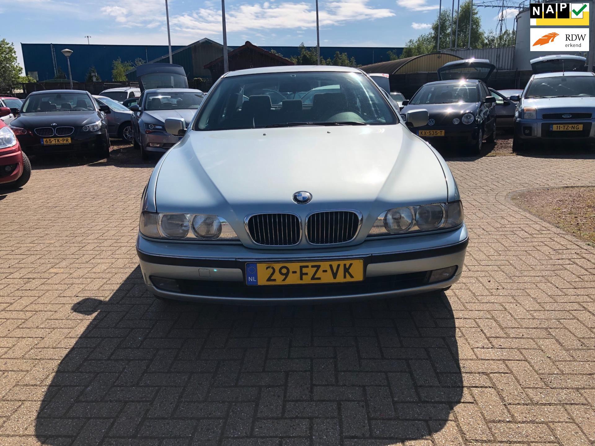BMW 5-serie occasion - Auto de Vries