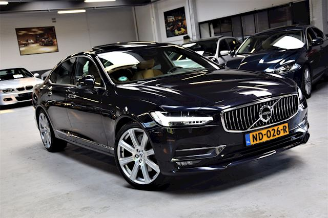 Volvo S90 2.0 T5 *Inscription* Navi|Bliss|ACC|Bowers & Wilkins|360 View|1e Eig.|Org.NL
