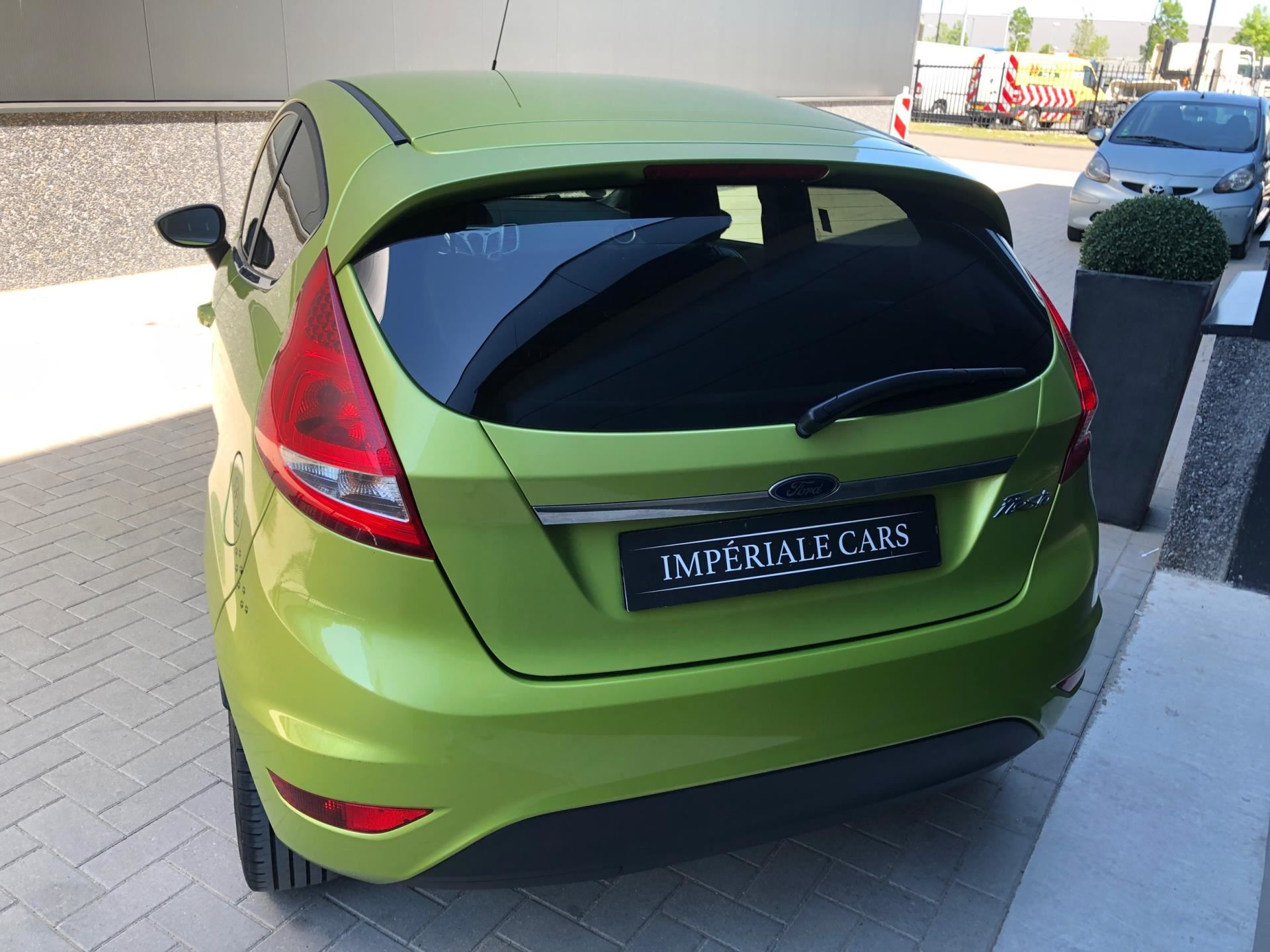 Ford Fiesta occasion - Imperiale Cars