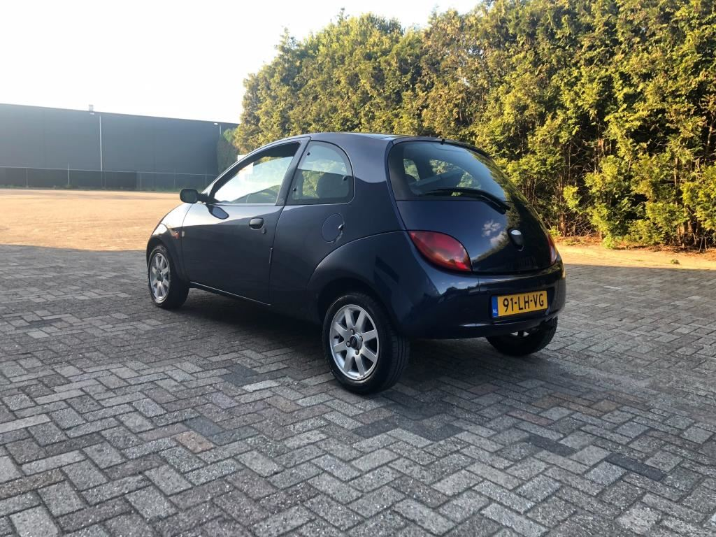 Ford Ka occasion - Maes Auto's