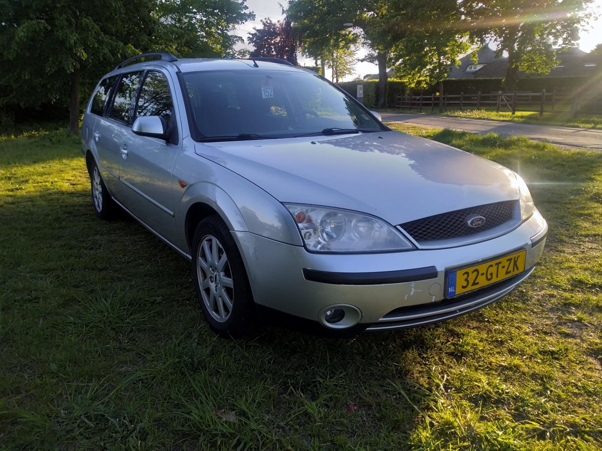 Ford Mondeo Wagon occasion - MSE