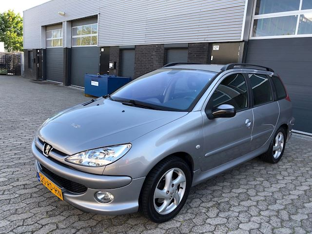 Peugeot 206 SW occasion - City Cars Breda