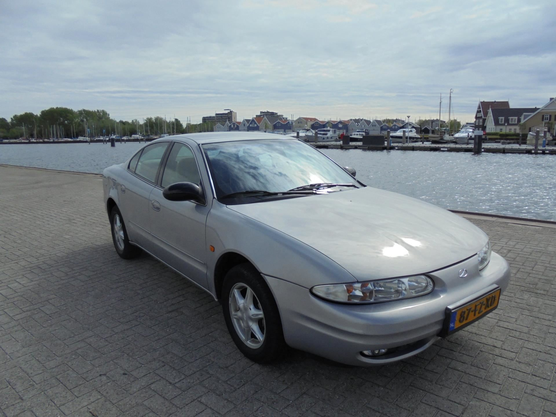 Chevrolet USA Alero occasion - Garage Hofstee