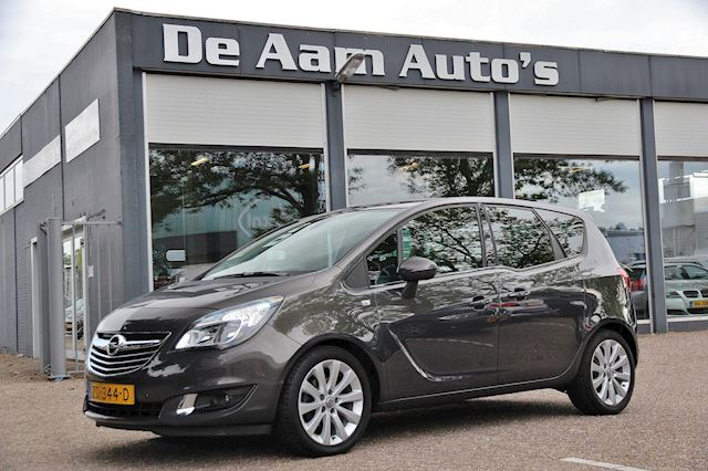 Opel Meriva 1.4 Turbo Automaat Camera
