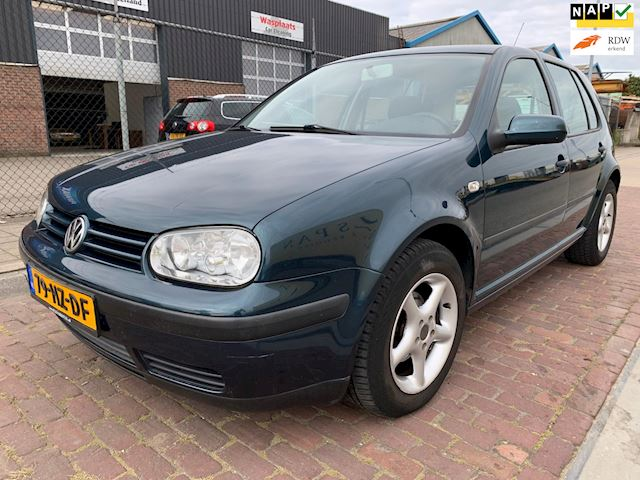 Volkswagen Golf 1.6-16V Master Edition Airco radio/cd cruise control