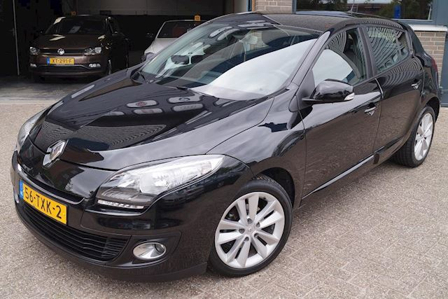 Renault Mégane 1.5 dCi Expression Navi Airco Luxe uitvoering Nap