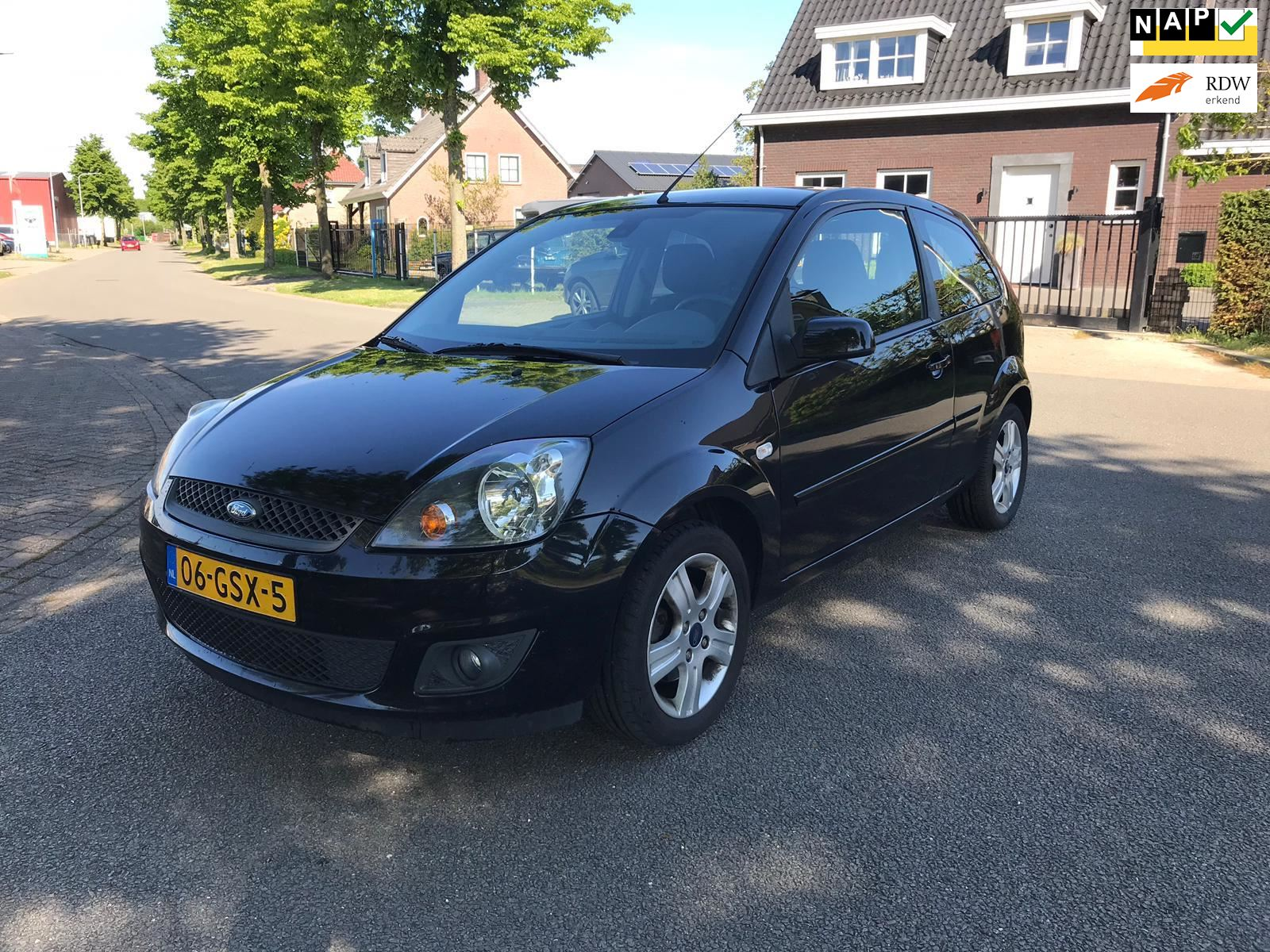 Ford Fiesta occasion - ABV Holland