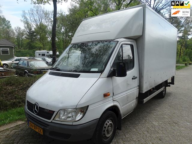 Mercedes-Benz Sprinter 313 CDI 2.2 402 HD laadklep