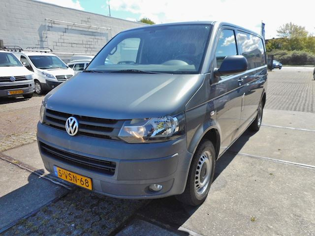 Volkswagen Transporter 2.0 TDI L1H2 -Clima-Cruise-3 pers-