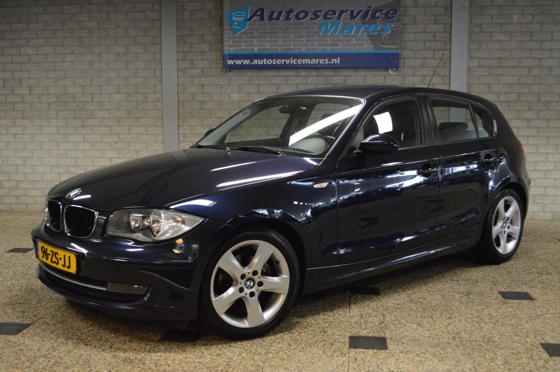BMW 118i High Executive, PDC, ECC, cruise occasion - Autoservice Mares