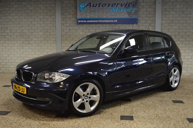 BMW 118i High Executive, PDC, ECC, cruise