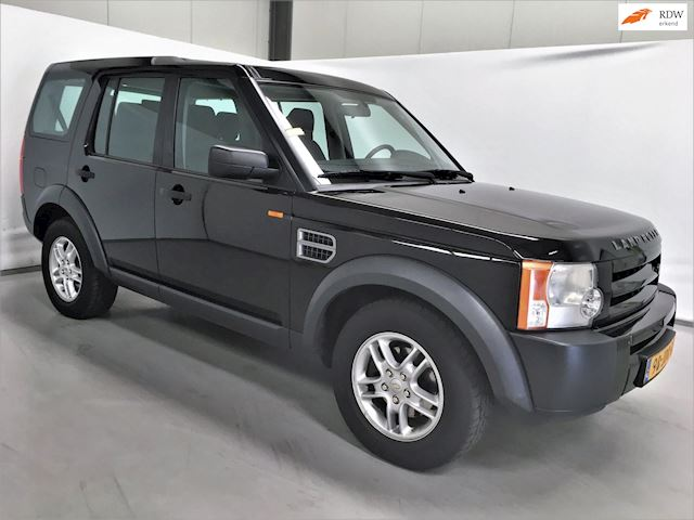 Land Rover Discovery 2.7 TdV6 S / Automaat / 7pers. / Stoelverw.