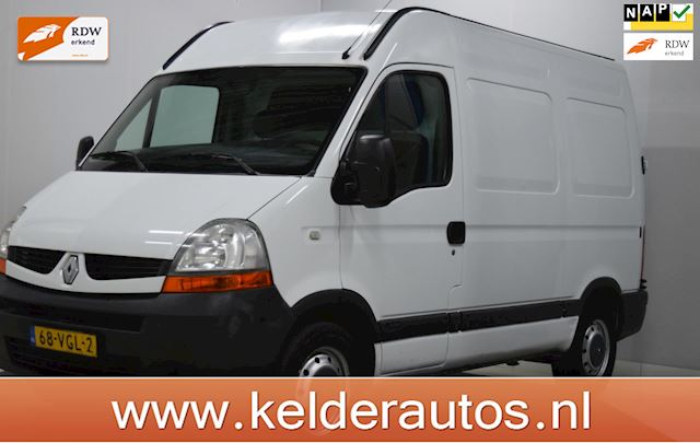 Renault Master T33 2.5 dCi L1 H2 Airco!!