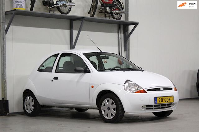 Ford Ka 1.3 Cool & Sound | Geen roest | Airco | NAP | Nette auto