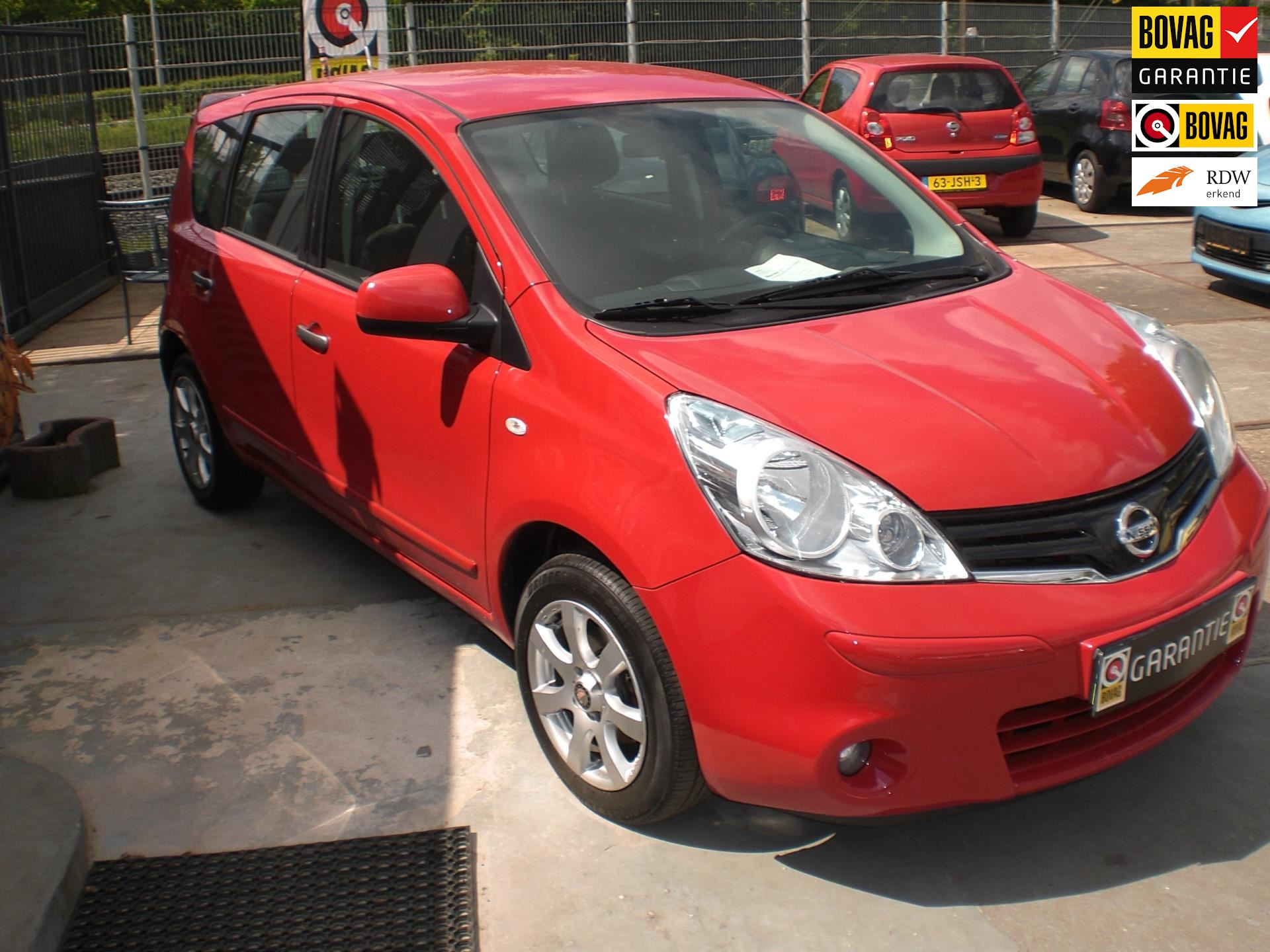 Nissan Note occasion - Smeets Auto's