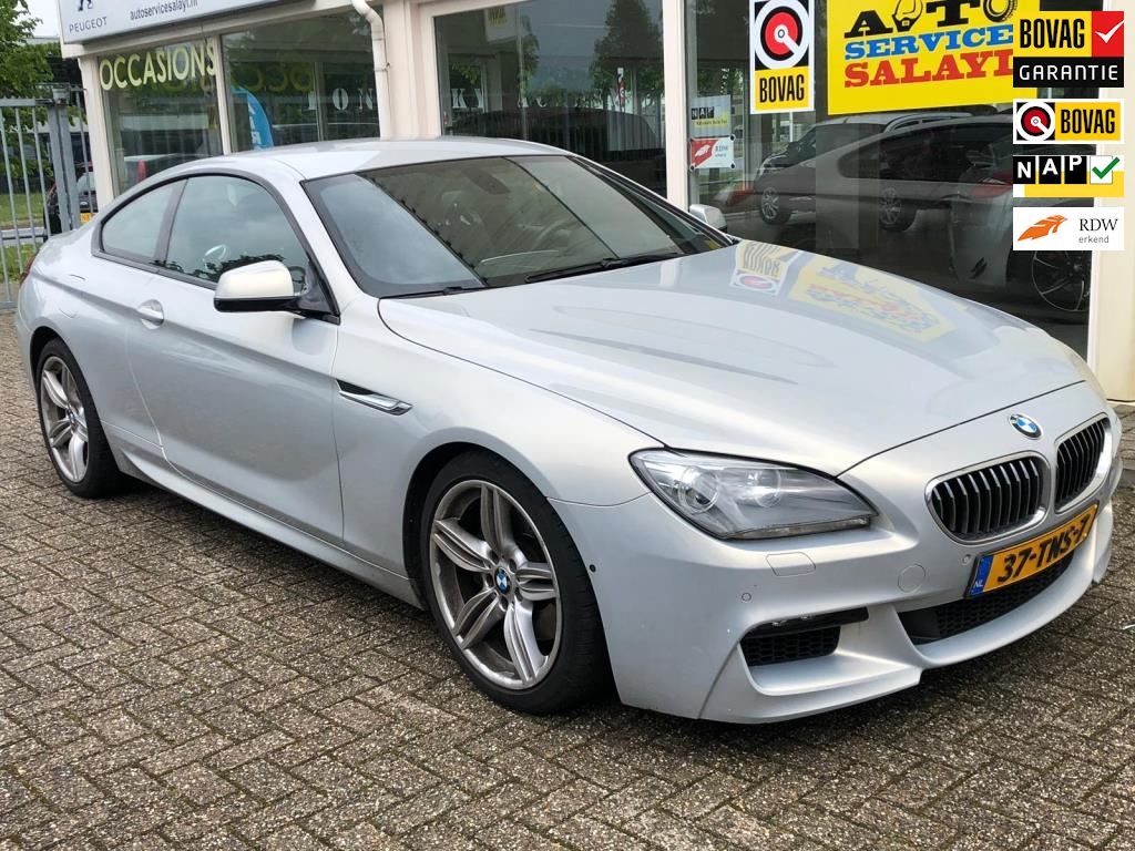 BMW 6-serie occasion - Autoservice Salayi