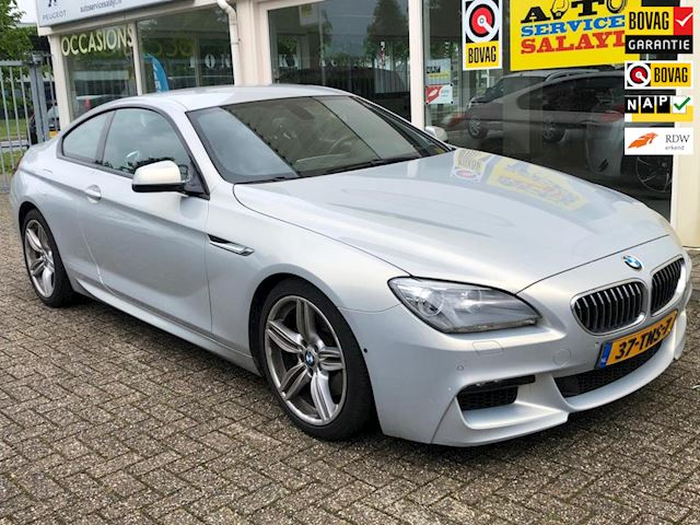 BMW 6-serie 640i High Executive 320 pk M-Pakket AUT FULL OPTIE NL AUTO