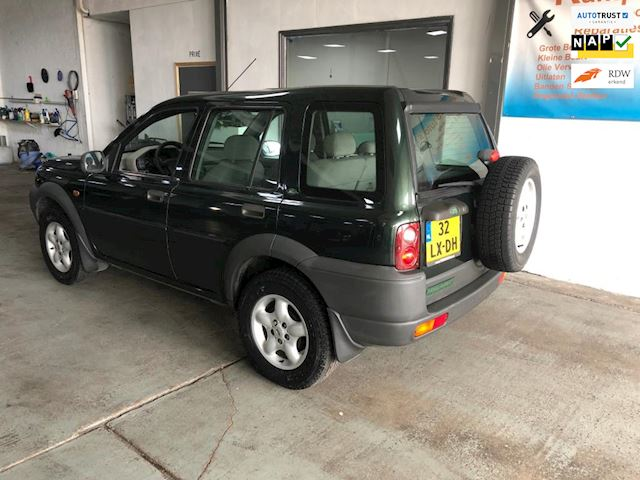 Land Rover Freelander 1.8i GS Wagon