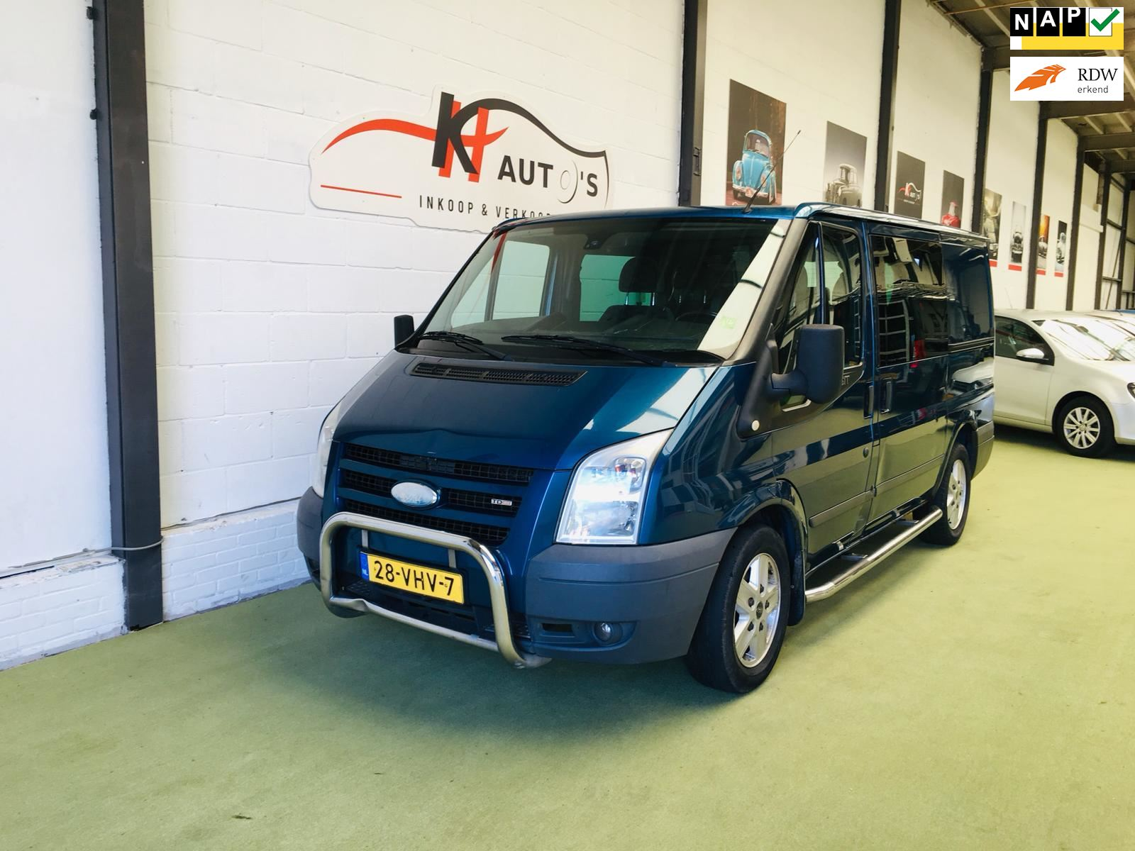 Ford Transit occasion - KH Auto's