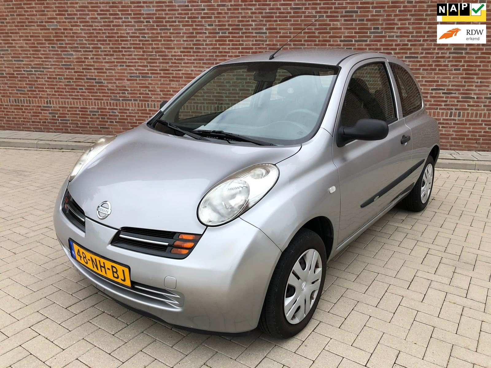 Nissan Micra occasion - Bensi-Amar Auto's