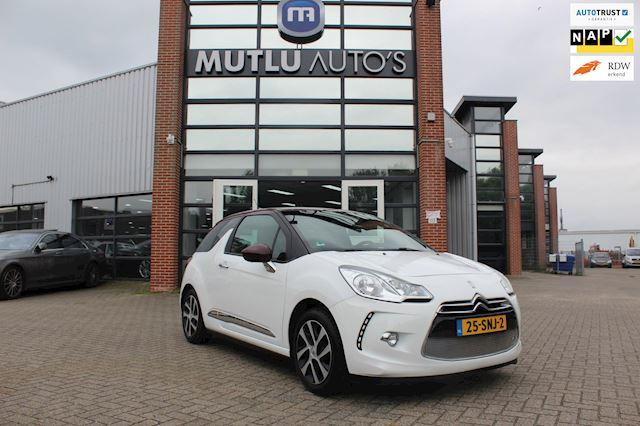 Citroen DS3 1.6 e-HDi So Chic ,Wit,Airco,NAP,PDC,Trekhaak