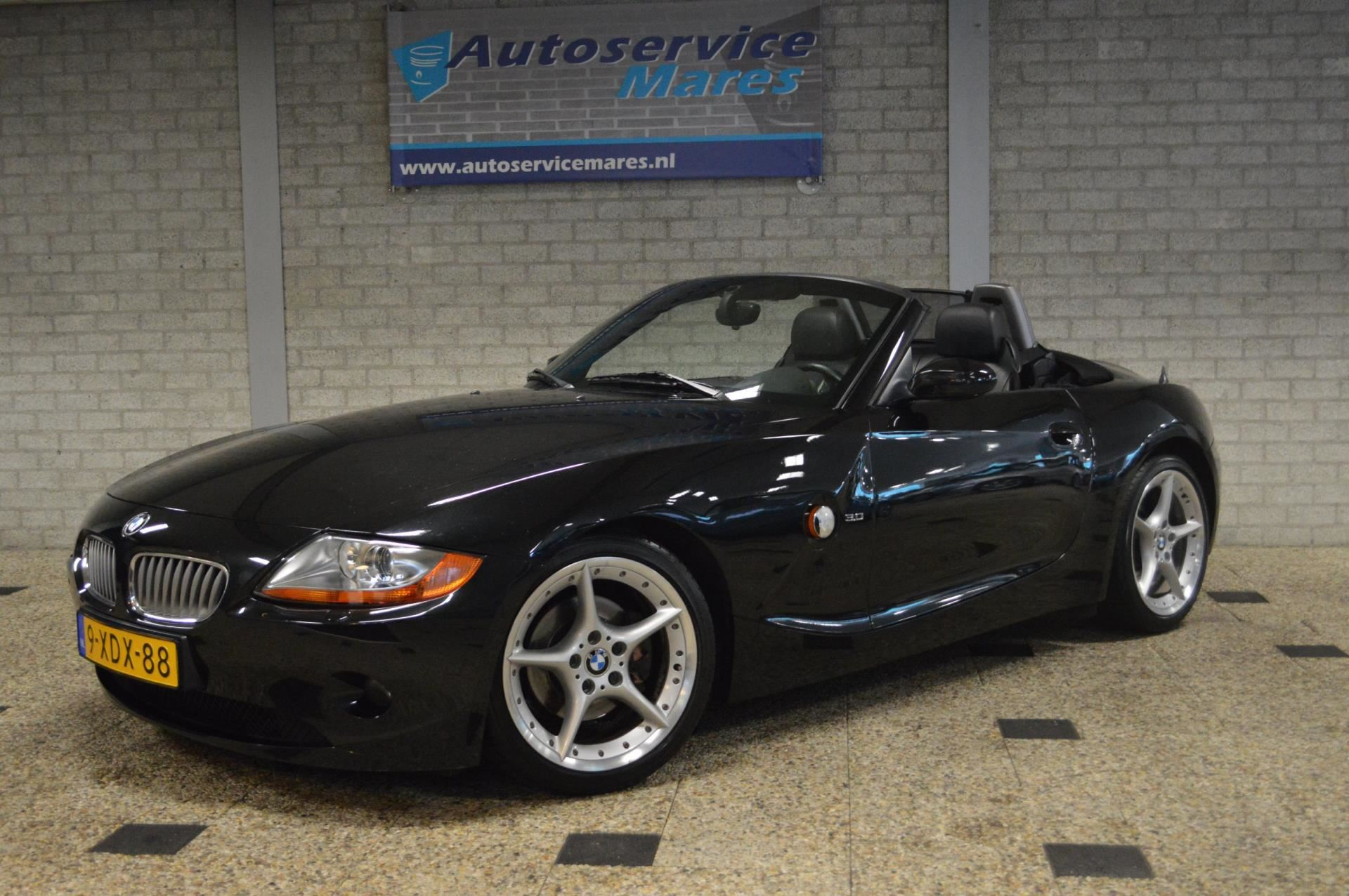 BMW Z4 Roadster occasion - Autoservice Mares