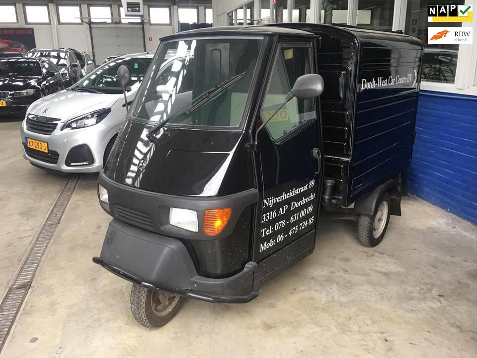 Piaggio Brommobiel occasion - Dordt-West Car Centre BV