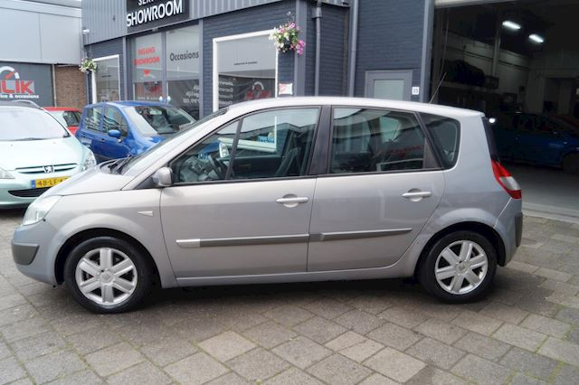 Renault Scénic 1.6-16V Expression Luxe / Airco / Cruise / APK 11-2019