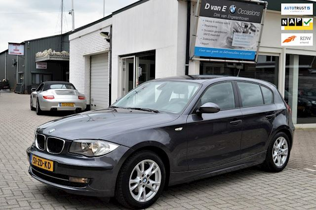BMW 1-serie 118i Business Line 5 DEURS FACELIFT 2.0 143PK