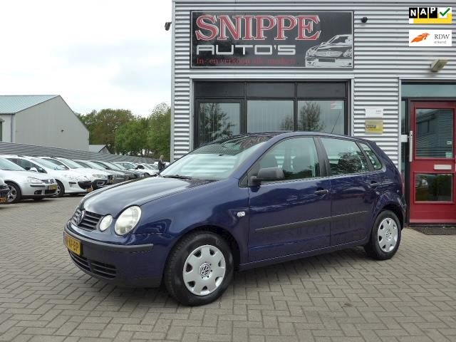 Volkswagen Polo 1.9 SDI -5DRS-AIRCO-TREKHAAK-NWE.DISTRIBUTIE-