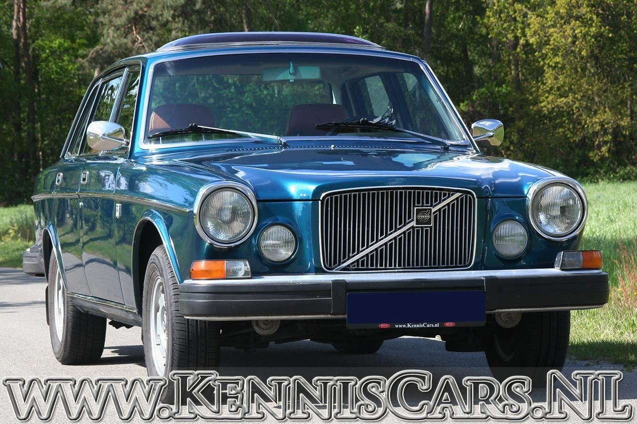 Volvo 1973 164 E Automatic Sedan occasion - KennisCars.nl