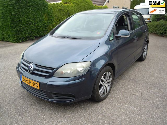 Volkswagen Golf Plus 1.9 TDI Optive 3