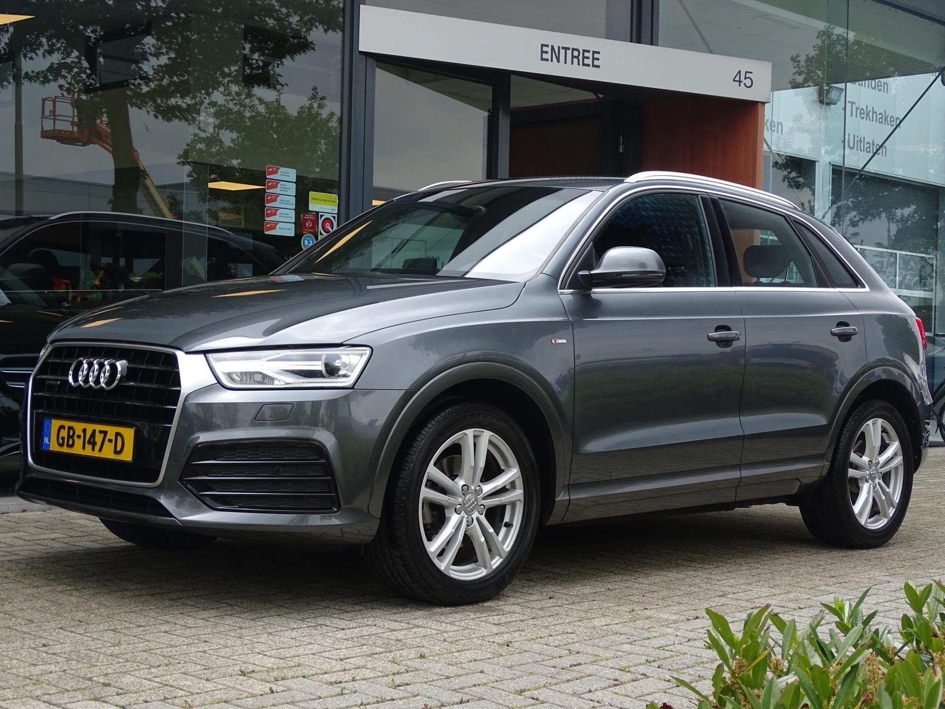 Audi Q3 occasion - Autobedrijf van Gorkum