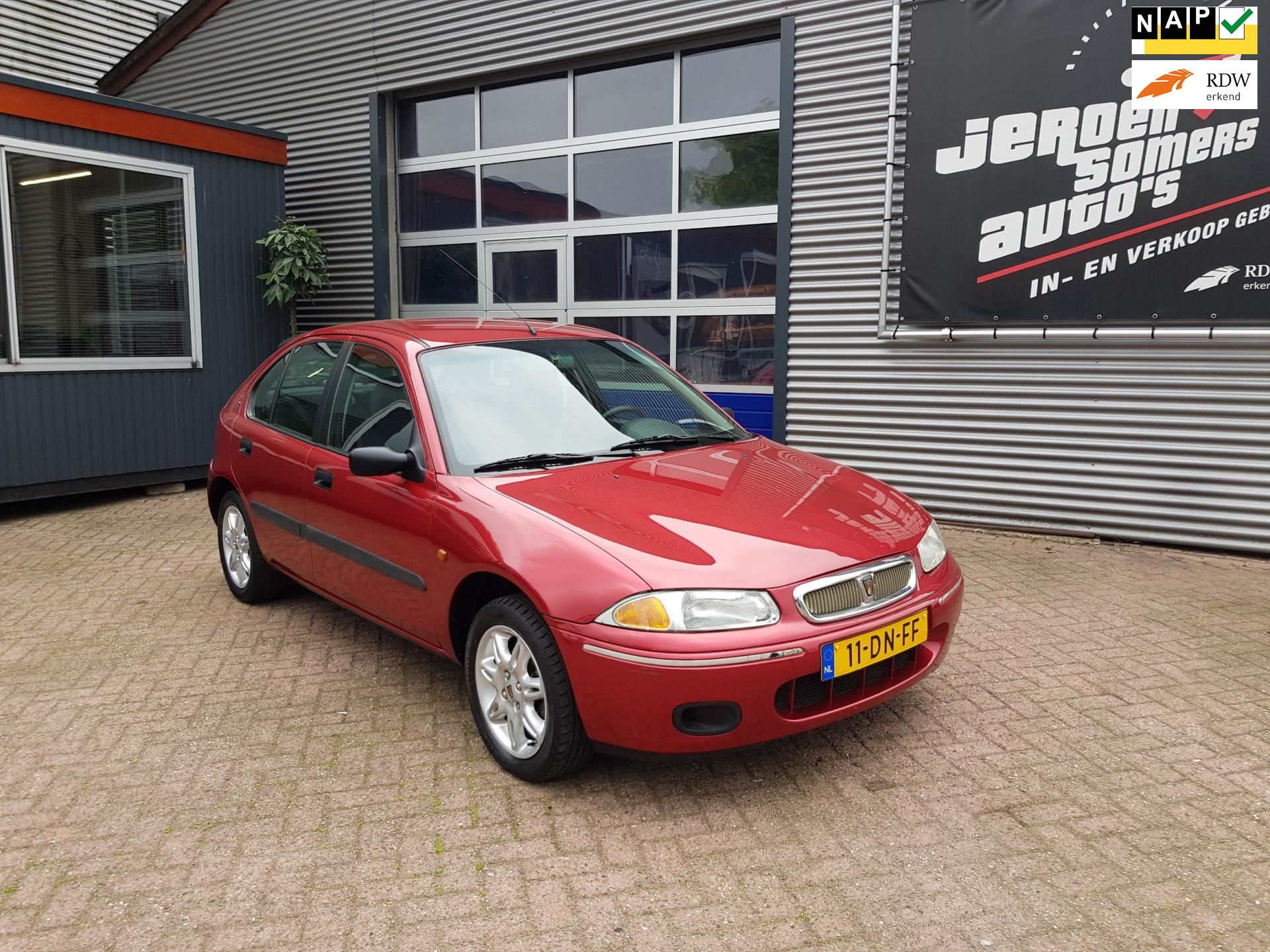 Rover 200-Serie occasion - Jeroen Somers Auto´s